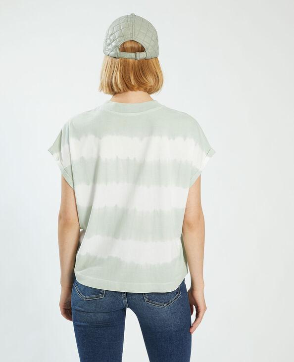 T-shirt tie and dye verde - Pimkie