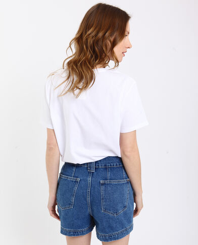 T-shirt Amore bianco