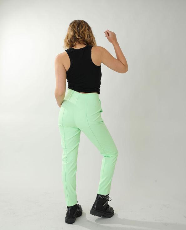 Pantalone city verde - Pimkie