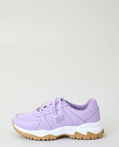 Scarpe da ginnastica dad shoes viola - Pimkie