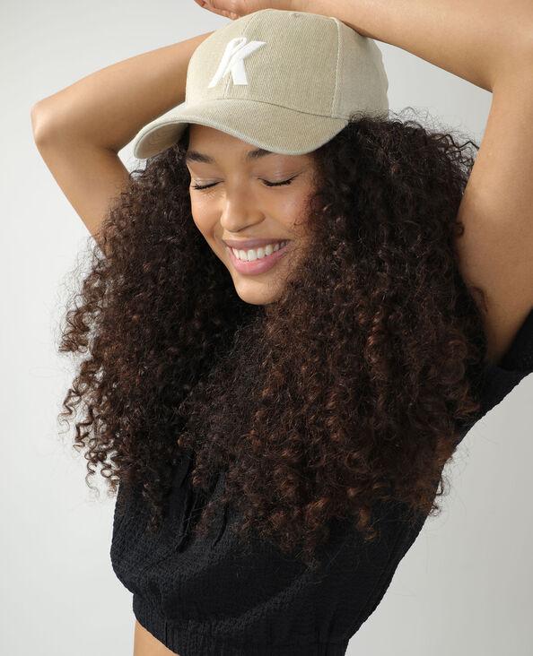 Cappellino beige - Pimkie