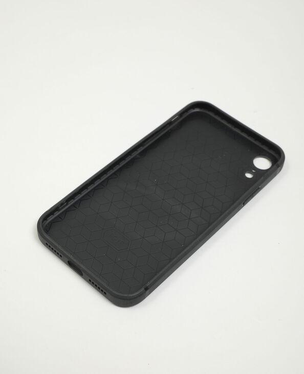 Custodia zebrata compatibile con iPhone XR nero - Pimkie