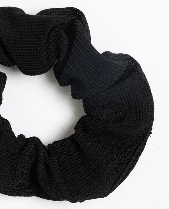 Elastico con texture nero - Pimkie
