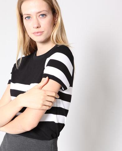 T-shirt maniche corte grigio