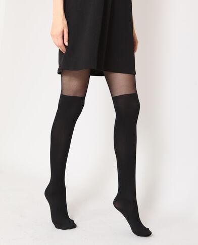 Collant – calze nero