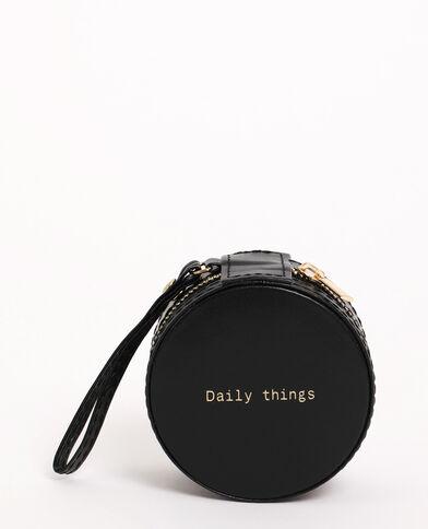 Cofanetto per gioielli nero