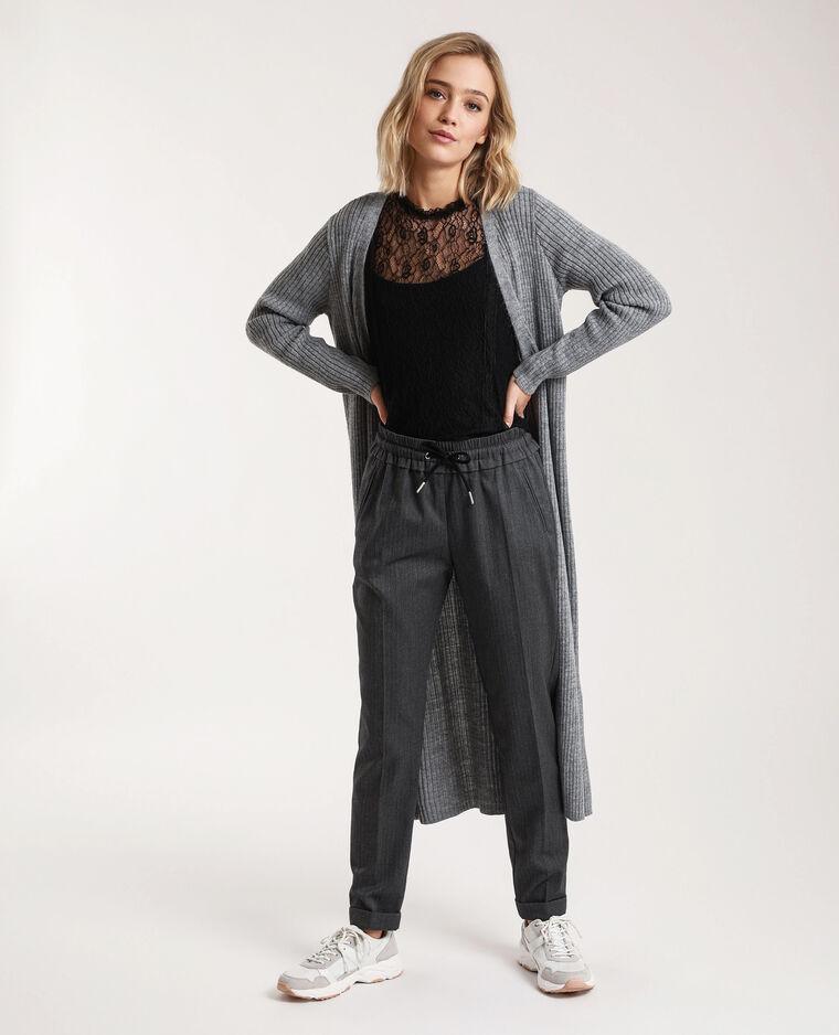 Pantalone city nero