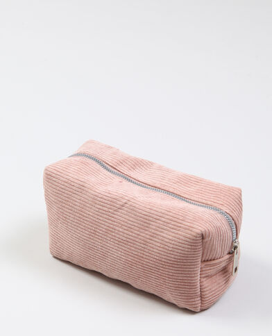 Trousse morbida rosa