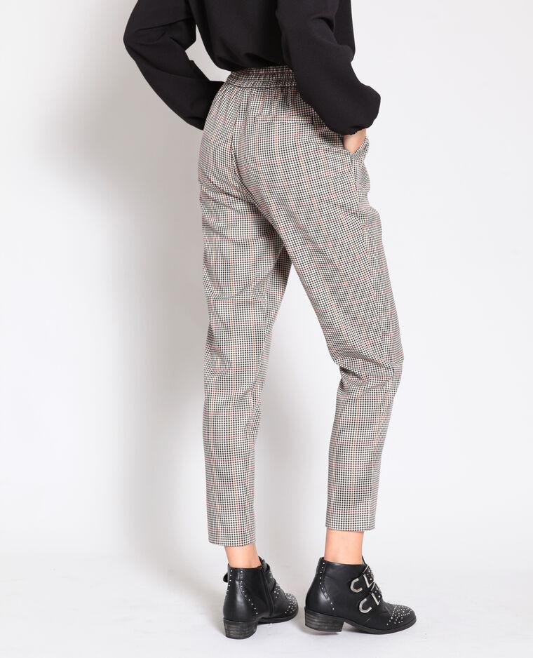 Pantalone city marrone