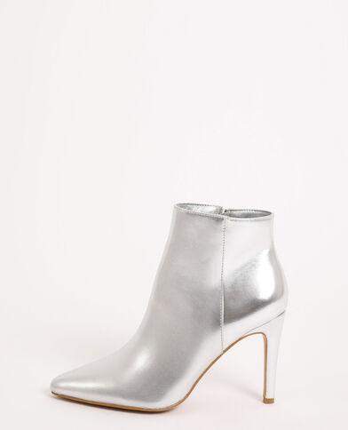 Stivali a punta grigio