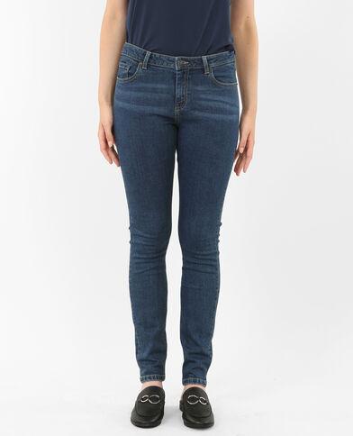 Jeans skinny blu scuro