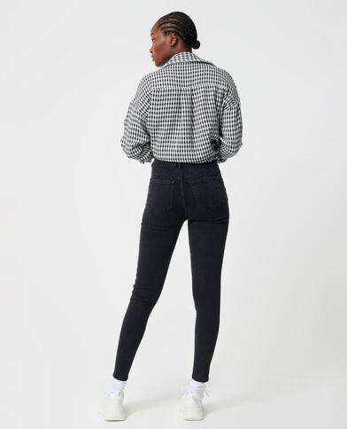 Jeans skinny push up nero - Pimkie