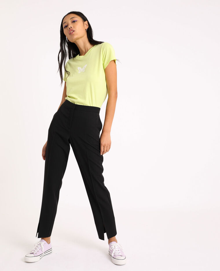 T-shirt fluo verde
