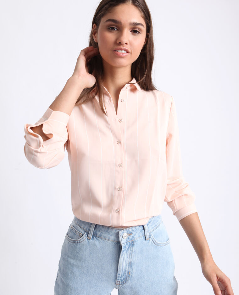 new product 031aa a3113 Camicia a righe