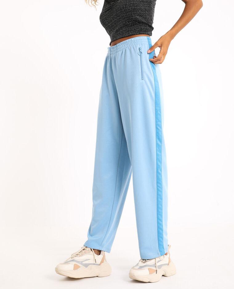 Pantalone da jogging blu