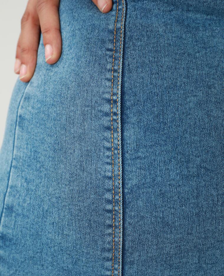 Gonna di jeans blu denim - Pimkie