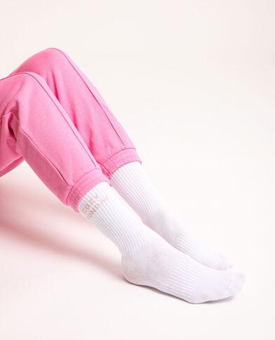 Calzini loungewear bianco