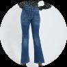 jeans denim donne