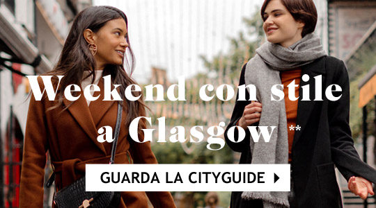 Weekend con stile a Glasgow**