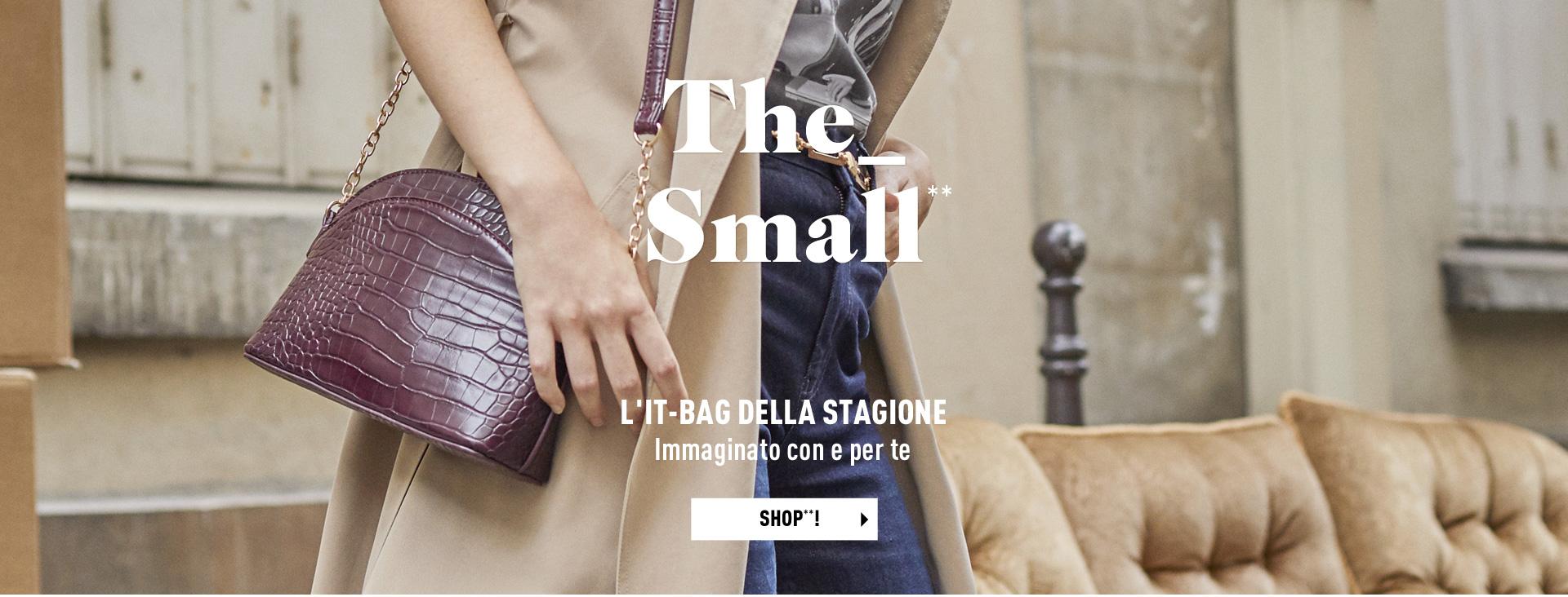 L'IT-BAG DELLA STAGIONE