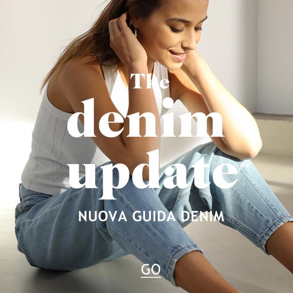 The denim update