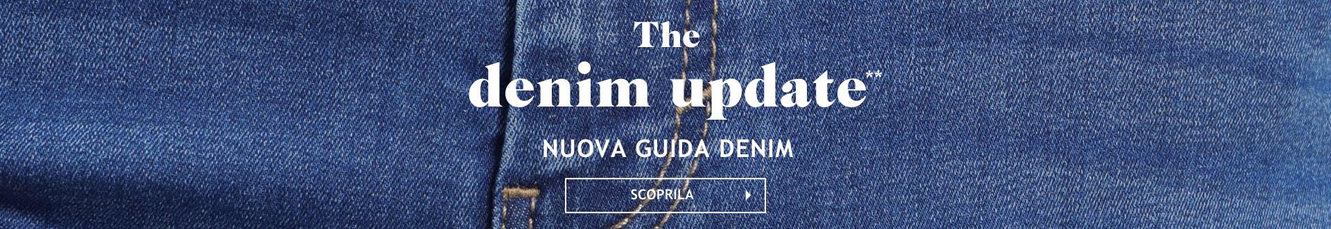 update denim**