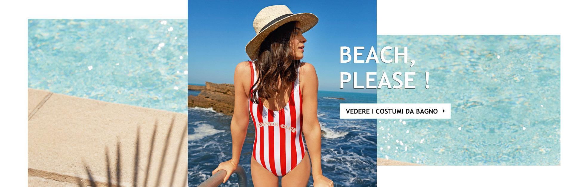 BEACH, PLEASE !