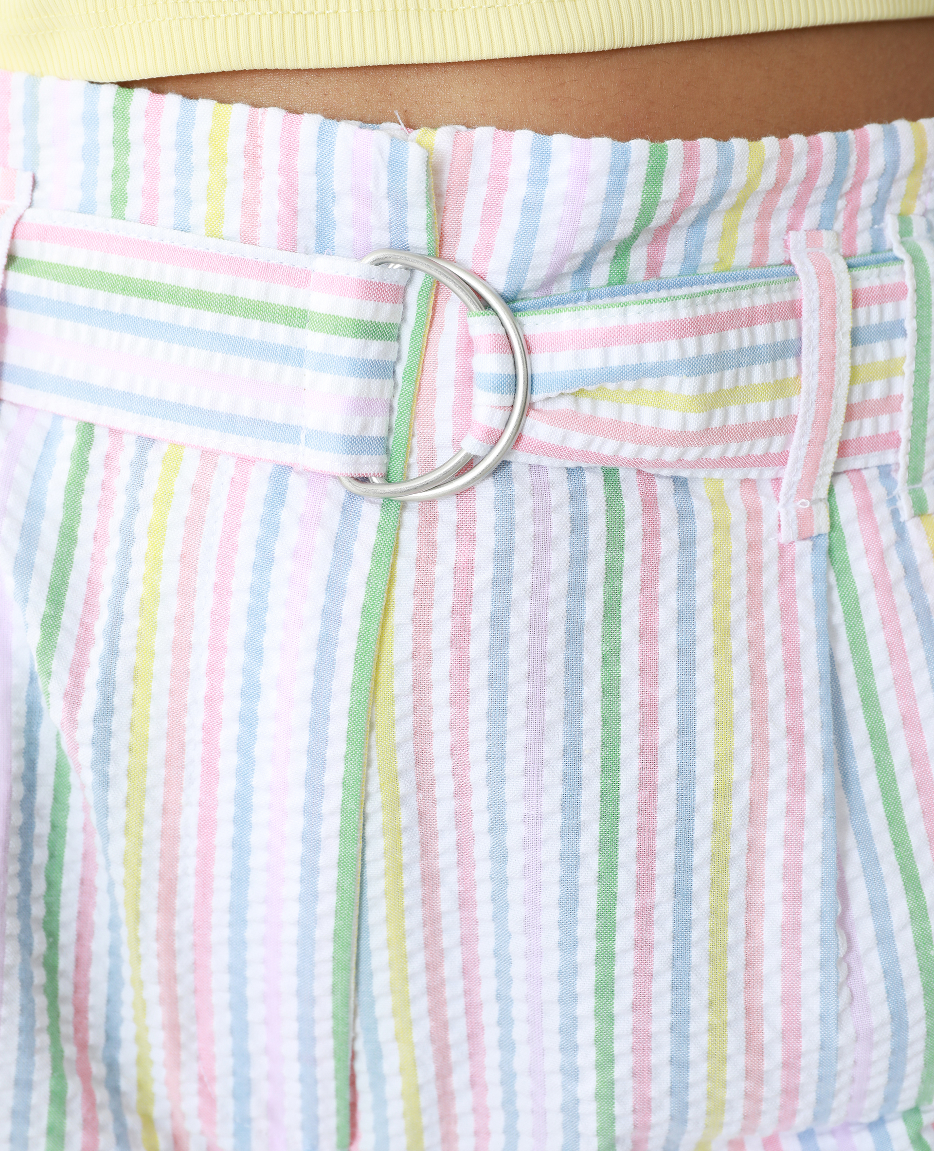 Short a righe rosa - Pimkie
