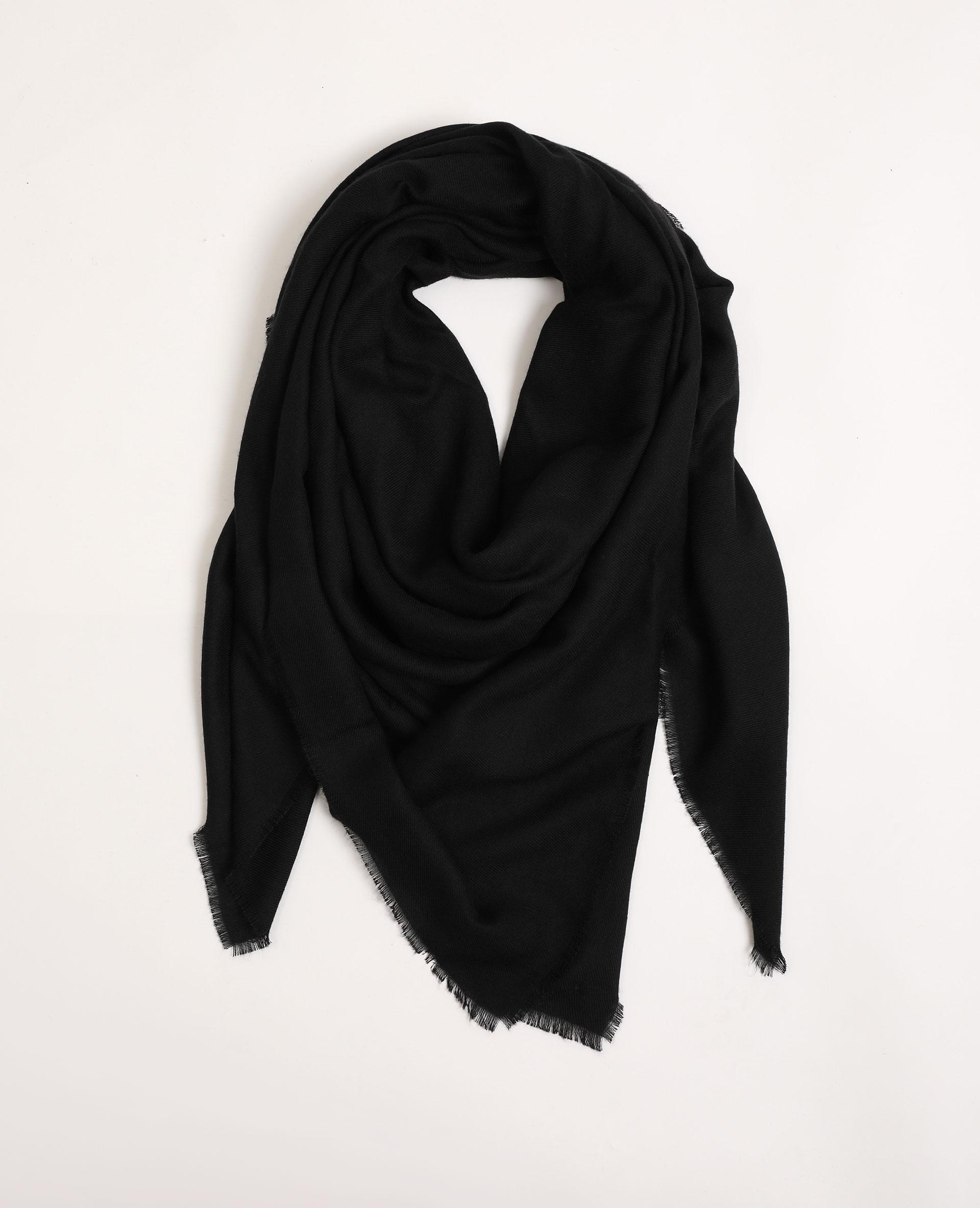 Foulard basic nero - Pimkie
