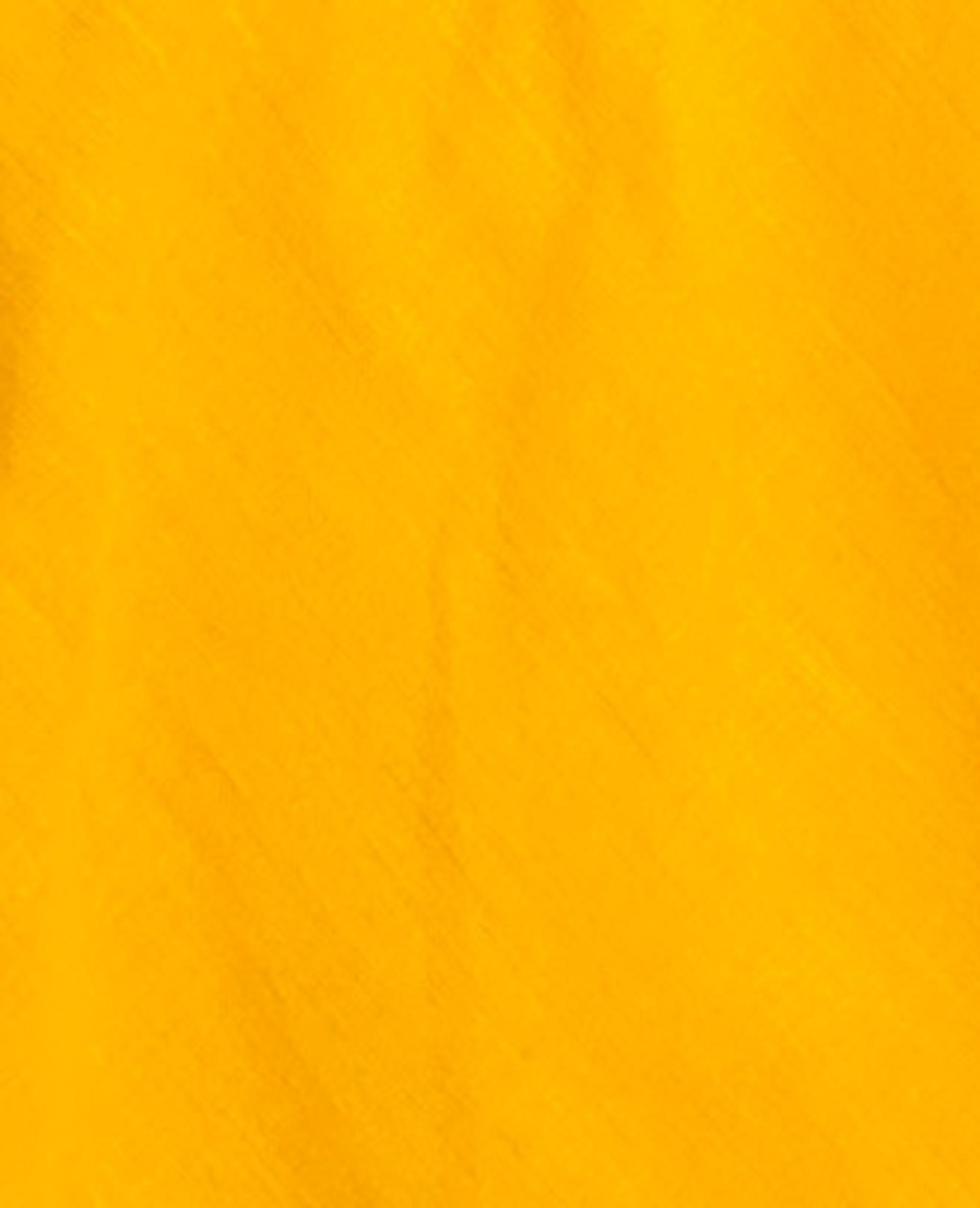 Abito con volant giallo - Pimkie