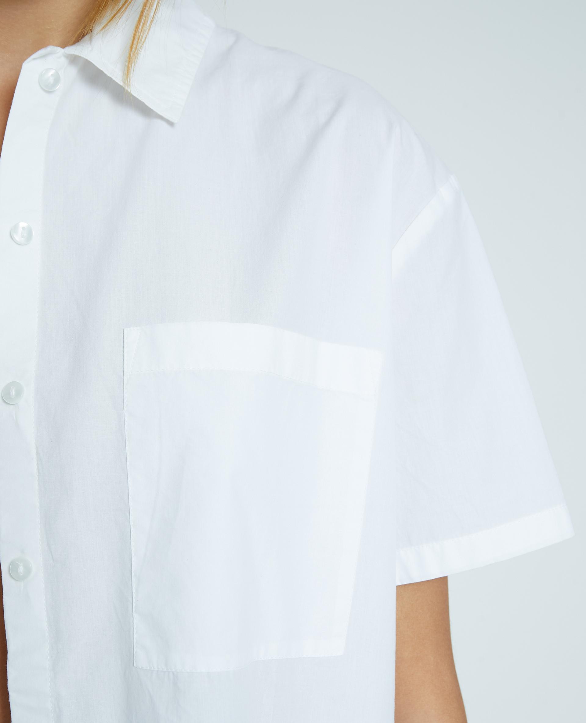 Camicetta oversize bianco - Pimkie