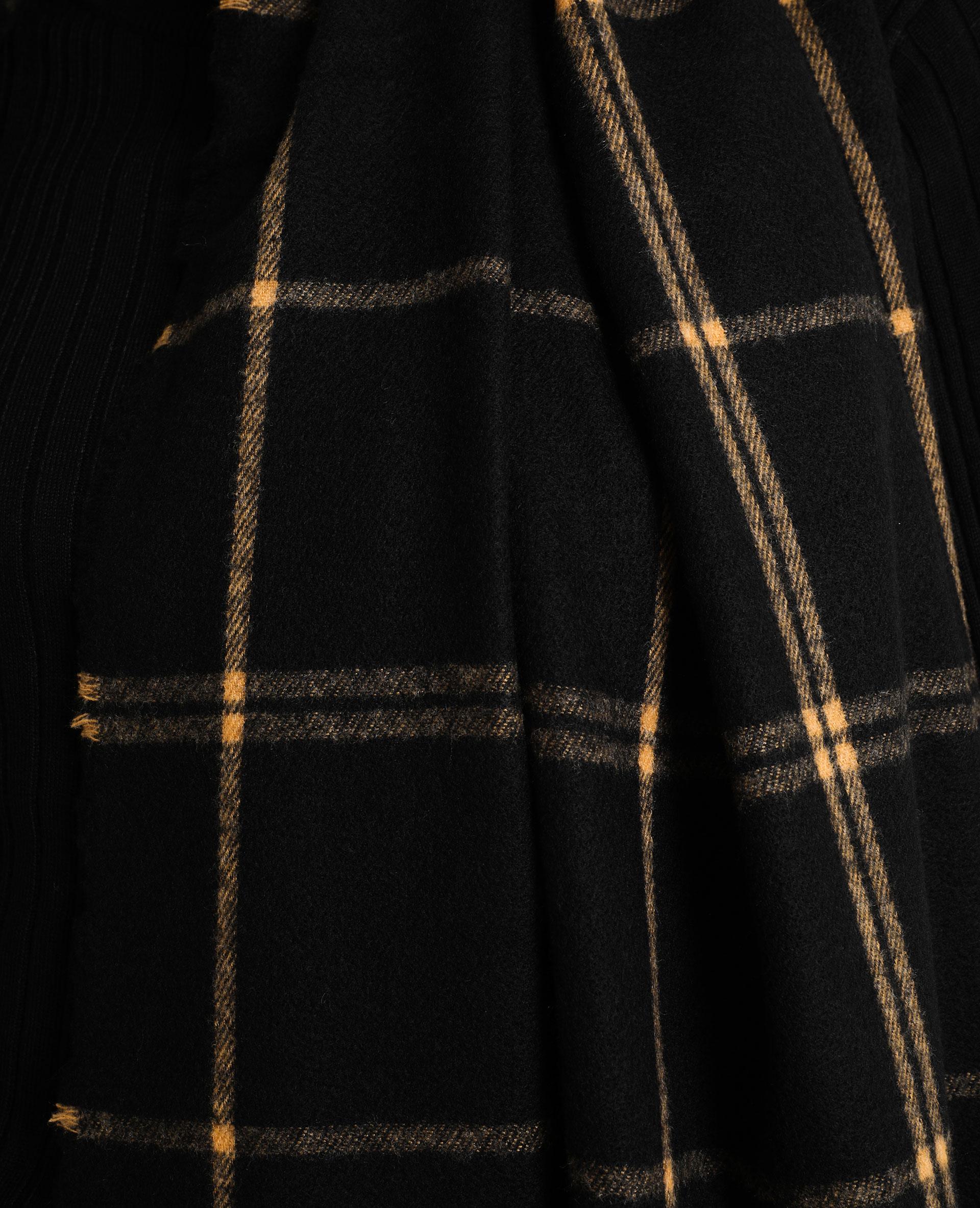 Sciarpa sottile nero - Pimkie