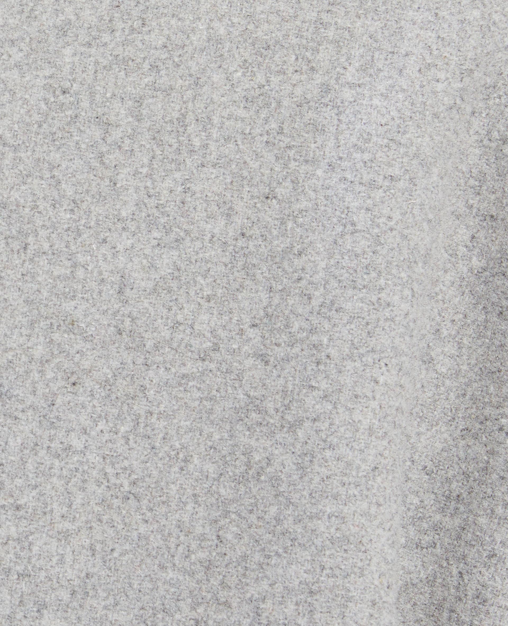 Cappotto diritto grigio chiné - Pimkie