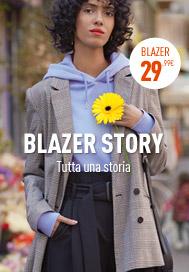 BLAZER STORY Tutta una storia