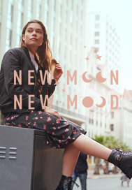 New moon new mood**